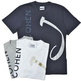 JACOB COHEN(ヤコブコーエン)J4091 コットンクルーネックロゴプリントTシャツ 16119/1909-L 52105007052