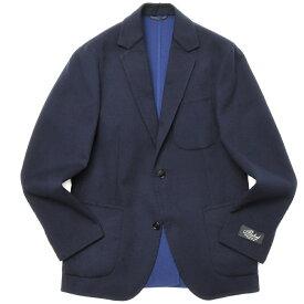 Belvest(ベルベスト)ダブルフェイスウールフランネスソリッド2Bジャケット G42DBA/23366-003 17002200020