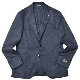 Belvest(ベルベスト)カシミアフランネルソリッド3Bジャケット JACKET IN THE BOX G10647/23800 17002201020