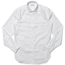 GUY ROVER(ギ ローバー)リンクルフリーコットンソリッドワイドカラーシャツ 3050W2530/511920 11111203027
