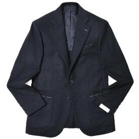 De Petrillo(デ ペトリロ)カシミアサキソニーソリッド3Bジャケット NAPOLI/Posillipo TW22166U 17012002082
