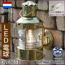 DHR電球仕様DEN HAAN ROTTERDAM デンハーロッテルダムブラケットアンカーランプM 真鍮DVE8613【RCP】