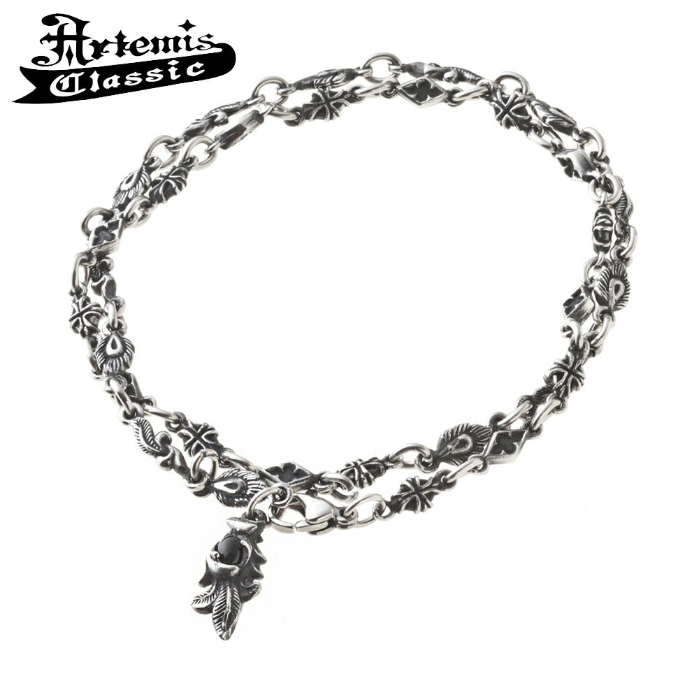 アルテミスクラシック フェニックスコンビブレスレット Artemis Classic Phoenix Collection アルテミスクラッシック ブレスレット メンズ ステンレス メンズブレスレット 男性 Men's Bracelet 男性用 ブランド