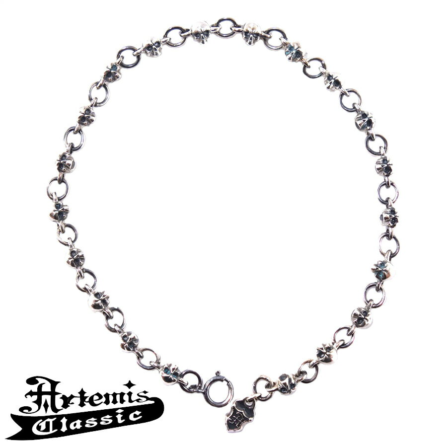 アルテミスクラシック スカルブレスレット Artemis Classic アルテミスクラッシック ブレスレット メンズ シルバー925 メンズブレスレット 男性 Men's Bracelet 男性用 ブランド