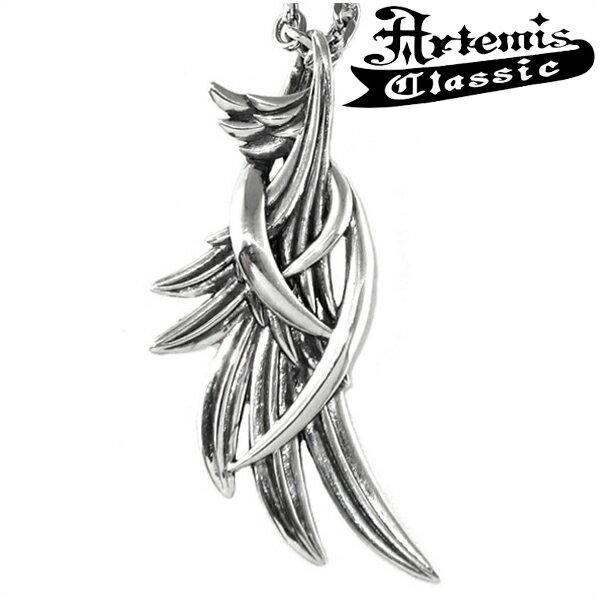 アルテミスクラシック ガブリエルペンダント Artemis Classic チェーンなし ネックレス シルバー925 メンズネックレス シルバーネックレス アルケミスト ガブリエル 天使 翼 ブランド プレゼント 人気 彼氏 おしゃれ