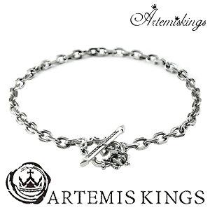 Artemis Kings クラウン チェーンブレスレット アルテミスキングス メンズ レディース ブレスレット シルバー ブレス シルバー925 シルバーブレスレット メンズブレスレット ブランド プレゼン