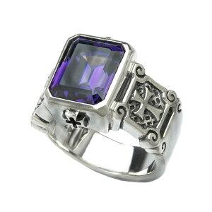 DEAL DESIGN ディールデザイン ヘブンズキング(AT) リング メンズアクセサリー ロック ギフト シルバー925 シルバーアクセサリー 銀 SV925 スターリングシルバー 指輪 シルバーリング 銀指輪 メン