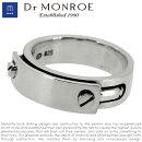 DrMONROEドクターモンローシルバーアクセサリー銀/ミニマルなデザイン・大人の深みとさり気なさが最高に引き立つアクセ