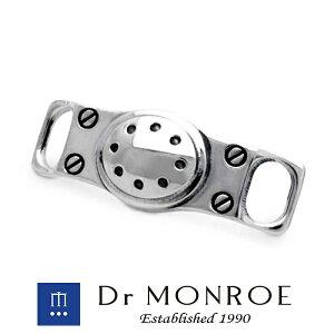 Dr MONROE ドクターモンロー シューレースチャーム メカ メカニカル 機械 マシン ビス ブランド シルバーアクセサリー シルバー925 シルバー スターリングシルバー カスタムシューズ カスタム