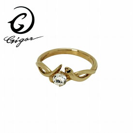 GIGOR ジゴロウ マリースネイブリング SNAVI series スネイヴィーシリーズ スネーク 蛇 K10 10金 ゴールド キュービックジルコニア CZ 天然石 ムーンストーン トパーズ ゴールドアクセサリー 指輪 シルバーリング 銀指輪 メンズリング レディースリング メンズ ハード 存在感