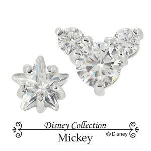 Disney ディズニー ミッキー スター ジルコニア...