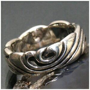 ストリームライン シルバーリング 15〜21号 指輪 リング Ringメンズ レディース 男性女性指輪 プレゼント 人気 かわいい おしゃれ