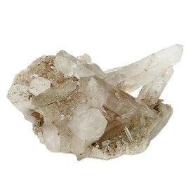 ヒマラヤ クル マナリ産 水晶クラスター 約161g ヒマラヤ水晶 クラスター 天然石 パワーストーン 水晶 浄化 原石 天然水晶 クォーツ ヒマラヤ水晶クラスター プレゼント 人気