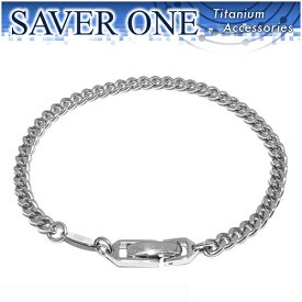 SAVER ONE セイバーワン 純チタンキヘイ ブレスレット S.M.Lサイズ TITAN チタニウム 腕輪メンズ レディース 男性女性プレゼント 人気 かわいい おしゃれ