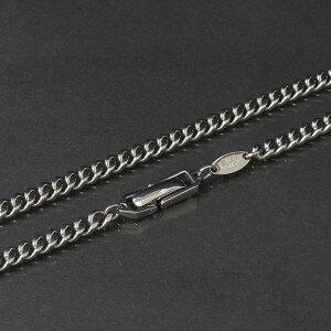 ☆送料無料☆チタンネックレス(キヘイチェーン)幅4.5mm〈49cm、54cm、59cm〉