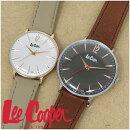 LeeCooper腕時計ブランドペアウォッチLC6378.437LC6379.362リークーパー時計ブラウンローズゴールドクォーツレザーベルト革クラシックビジネスカジュアルビジカジイギリスブリティッシュ日本製ムーブメント電池式人気プレゼントおしゃれ