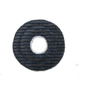 マジックパット(カーペットセミドライ洗浄用マイクロファイバー、ループタイプブラシ付き)・15インチ