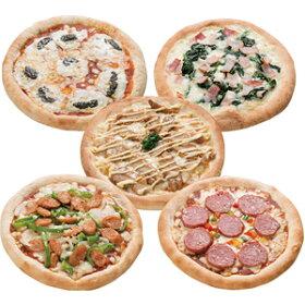 家族でピザセット