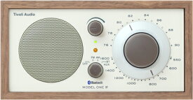 Tivoli Audio(チボリ オーディオ) Model One BT クラシックウォールナット/ベージュ Bluetooth対応