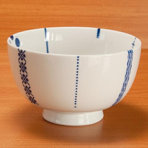【メールマガジン希望ご選択で5%OFF!】 東屋 花茶碗 ハナカザリ(印判) 大