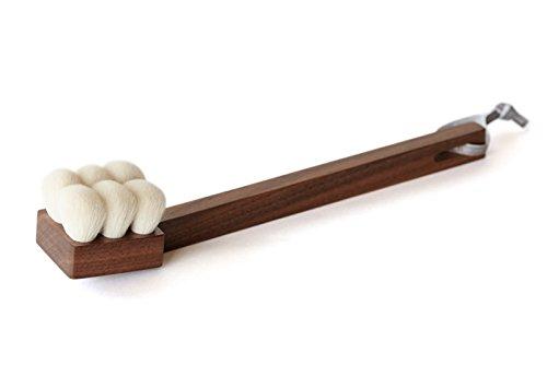 スーヴェ(SUVE)熊野筆 ボディブラシロング