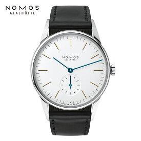 正規品 機械式ノモス NOMOS オリオン OR1A3GW2 腕時計 メンズ