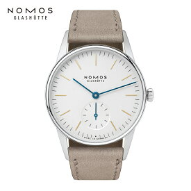 f09284d6be 正規品 機械式ノモス NOMOS Orion オリオン OR1A3GW233 送料無料 腕時計 時計 防水 プレゼント ギフト