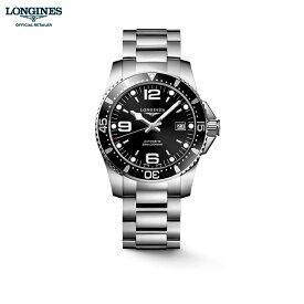 正規品 自動巻 ロンジン ハイドロコンクエスト L37424566 腕時計 メンズ