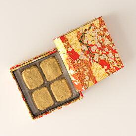 OB-H (折り紙ボックスほうじ茶/24枚入/赤箱)