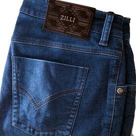 ZILLI (ジリー)パンツ ボトムス メンズ カジュアル デニム ジーンズ ブランド ZILLI ジリー ブルー メンズ