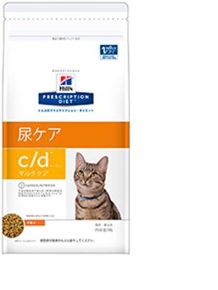 【送料無料】ヒルズ  猫用 c/dマルチケア 4kg※沖縄・離島はご注意願います
