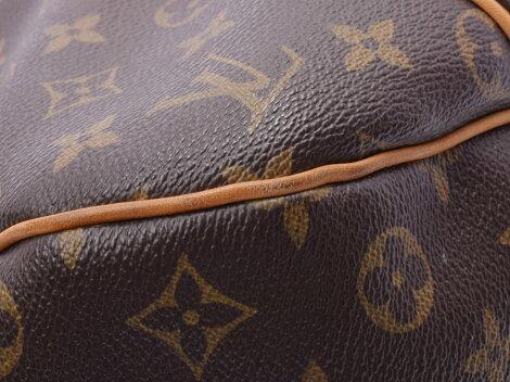 ルイヴィトンモノグラムガリエラGMブラウンM56381レディース本革ショルダーバッグBランクLOUISVUITTON中古銀蔵
