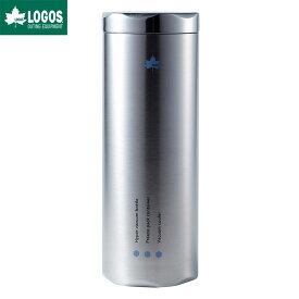 LOGOS ロゴス アウトドア 氷点下キープシリンダー 600ml 保冷 保温 タンブラー ボトル