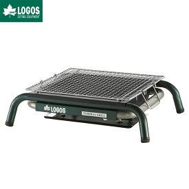 LOGOS ロゴス バーベキューグリル エコセラ テーブルチューブラル S