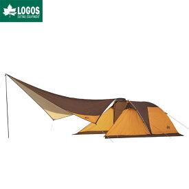 【平日PM12時までご注文で即日発送】LOGOS ロゴス ドームDUO テント タープセット 2020 LIMITED 2人用