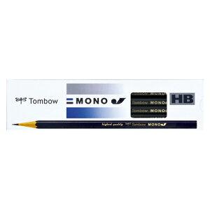トンボ鉛筆 鉛筆モノJ HB