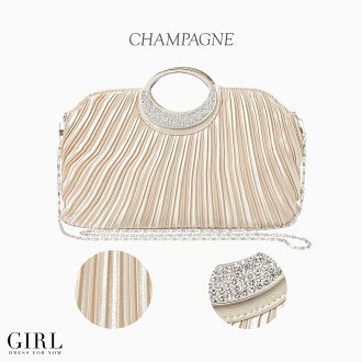 Party bag clutch bag wedding ceremony bag party bag party back clutch back back clutch party party four circle invite second party graduating students' party to honor teachers banquet concert presentation Lady's 2way second society fall and winter in the
