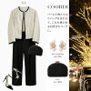 Underwear wedding ceremony dress invite suit Lady's formal suit suit set big size setup graduation ceremony entrance ceremony graduation ceremony entering a kindergarten-type mom semi-four circle ceremony suit jacket clothes clothes open day in the fall