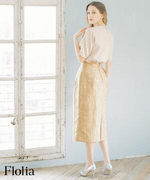 結婚式ワンピースパーティードレスドレスロング丈袖ありミモレ丈大きいサイズゆったりロング小さいサイズ大きい夏春春夏セットアップ30代40代お呼ばれ他と被らない20代50代袖付き半袖ブラウススカートタイトスカート花柄