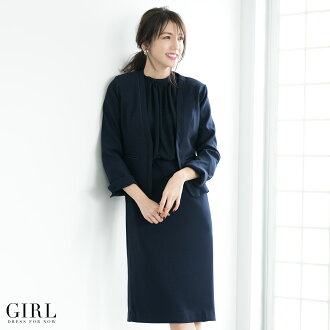 It is fall and winter in mom semi-four circle ceremony suit navy black fall and winter on dress jacket model Mika wearing wedding ceremony dress invite suit Lady's formal suit suit set big size graduation ceremony entrance ceremony graduation ceremony en