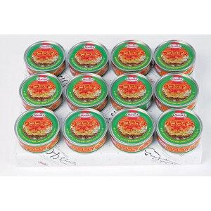 沖縄ホーメル 缶詰 タコライス (タコスミート) 70g ×12缶セット