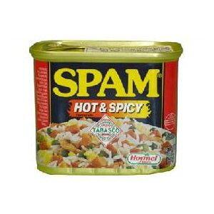 沖縄ホーメル SPAM HOT&SPICY ホット&スパイシースパム 12缶
