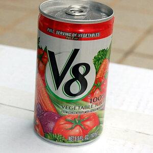 送料無料!ドリンク V8 キャンベルジャパン トマトミックス 野菜ジュース ベジタブルジュース 163ml ×24本