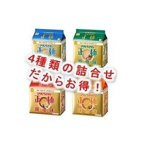 送料無料!マルちゃん正麺  【醤油味/味噌味/豚骨味/塩味】×10食づつの40食