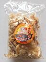 龍華のあんだかし〜 塩味 100g×3袋 豚皮チップス 沖縄伝統の味 あぶらかす お酒のおつまみやMEC食に! サクサク食感
