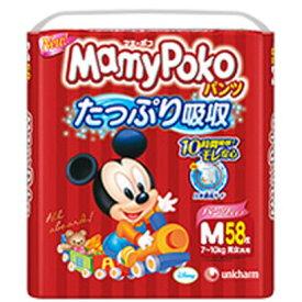 マミーポコパンツ M [58枚] ×3個【代金引換便不可】