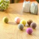 necono ネコノ コロコロボール 8個入り 【ラッピング対応】 猫 おもちゃ ボール おしゃれ 猫用品 ギフト ペットグッズ…