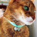 【4点までメール便可】 necono ネコノ 猫の首輪 Luce Bell ルーチェ ベル 猫 首輪 鈴 おしゃれ かわいい ギフト 猫用…