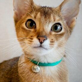 【4点までメール便可】 necono ネコノ 猫の首輪 Luce Bell LadyBird ルーチェ ベル レディバード 猫 首輪 鈴 おしゃれ かわいい ギフト 猫用品 ペット用品 ペットグッズ ねこ
