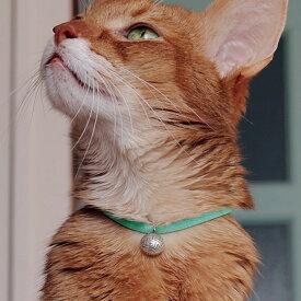 necono ネコノ 猫の首輪 Luce Bell ルーチェ ベル ラタンボール [福袋対象] 猫 首輪 鈴 おしゃれ かわいい ギフト 猫用 プレゼント ペット用品 ネコ